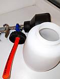 Пеногенератор торнадор апарат для химчистки салонов авто, ковроов, фото 5