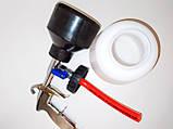 Пеногенератор торнадор апарат для химчистки салонов авто, ковроов, фото 8