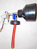 Піногенератор торнадор апарат для хімчистки салонів авто, ковроов, фото 7