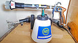 Торнадор Аппарат для химчистки с насадкой на пылесос пылесос насадка, фото 5