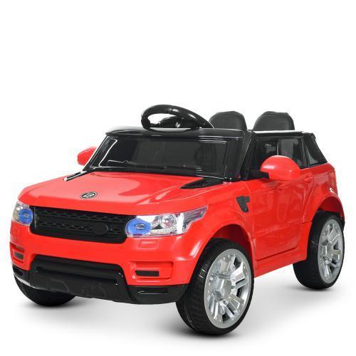 Детский электромобиль Bambi M 3402EBLR-3 красный