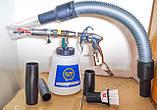 Торнадор с насадкой на пылесос Аппарат для химчистки подключаемый к пылесосу, фото 5