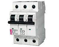 Автоматические выключатели ETIMAT 10AC 6A 3p