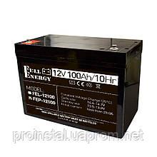 Аккумулятор свинцово-кислотный для ИБП Full Energy FEP-12100