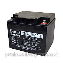 Аккумулятор свинцово-кислотный  для ИБП Full Energy FEP-1245
