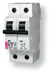Автоматические выключатели ETIMAT 10 2- полюсные (Icu-10kA)