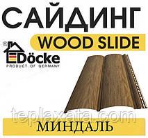 DOCKE LUX Wood Slide, D4,7T мигдаль (0,864 м2) Сайдинг, блок-хаус під дерево