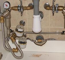 Муфта соединительная DISPIPE 32х32 на нержавеющую гофрированную трубу, фото 3