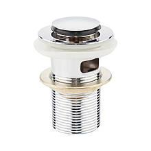 Донный клапан для раковины Lidz (CRM) 47 00 002 00