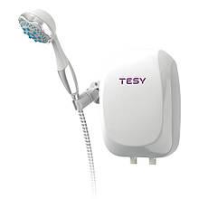 Проточный водонагреватель Tesy с душевой лейкой 5,0 кВт (IWH50X02BAH) 301658