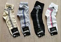 """Шкарпетки дитячі ADIDAS на хлопчика розміри 23-25(1уп/12пар) (різном.цв)""""MARI"""" купити оптом в Одесі на 7км"""