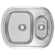 Кухонная мойка ULA 7703 U Satin (ULA7703SAT08)