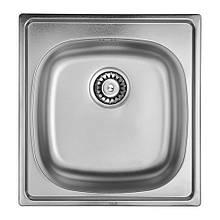 Кухонная мойка ULA 6110 Micro Decor (ULA6110DEC08)