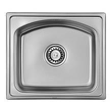 Кухонная мойка ULA 6112 Micro Decor (ULA6112DEC08)