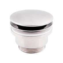 Донный клапан для раковины Bianchi Steel PLTINX364U00000