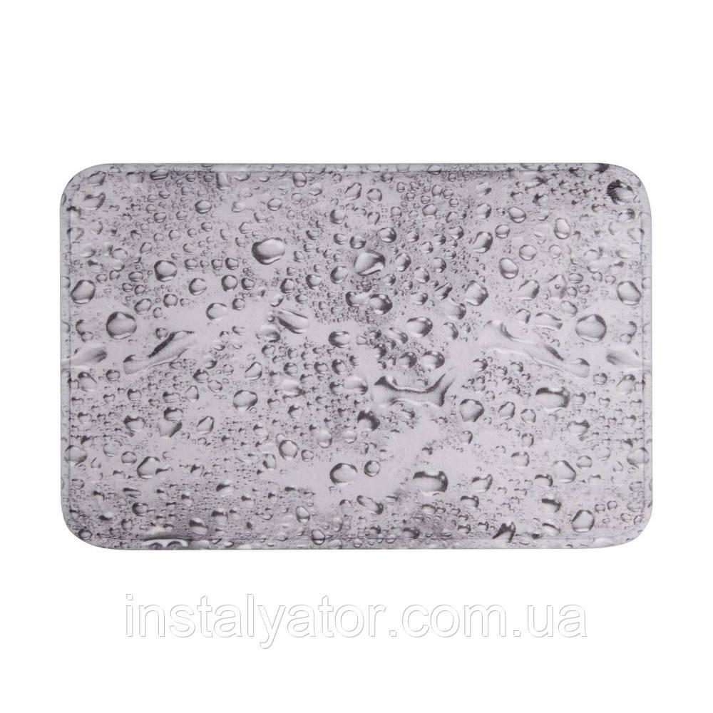 Килимок для ванної Q-tap Tessoro MAT62399 40х60 мм