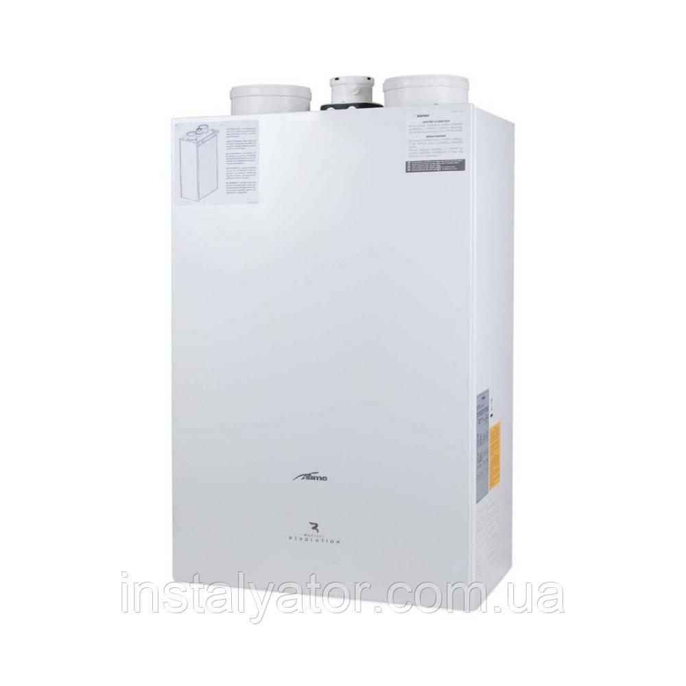 Гібридний газовий котел SIME Murelle Revolution 30 21,4 + 4 кВт (8116100)