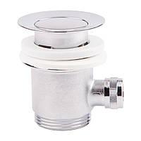 Донний клапан для раковини Q-tap L02 з переливом