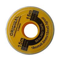 Фум желтый SD Plus 15 м SD262YW15