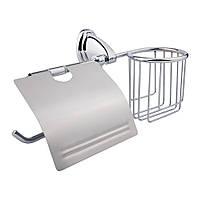 Держатель для туалетной бумаги Lidz (CRM) 113.03.02