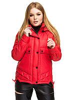 Весенняя женская куртка, фото 1