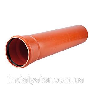 Труба KG Д 200*4,9 1000мм (223010)