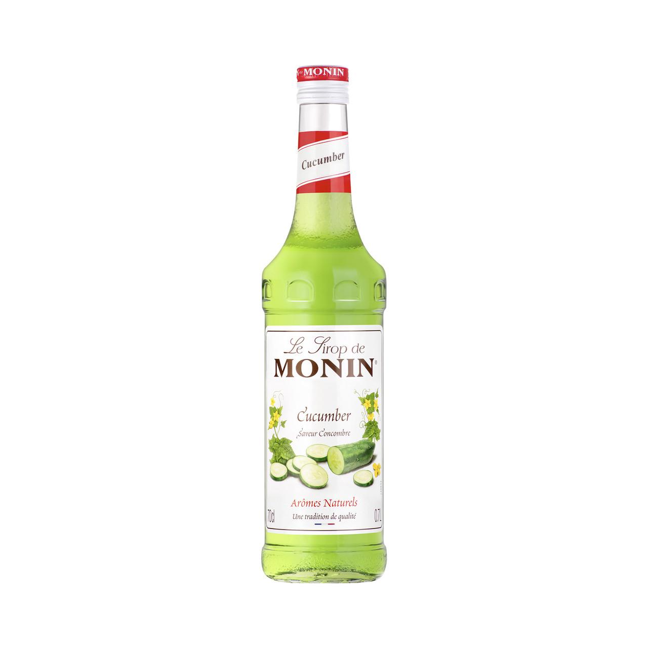 Сироп Monin зі смаком Огірок 0,7 Л