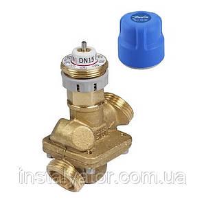 """Danfoss Балансировочный клапан AB-QM 15 G 3/4 """" (003Z1202)"""