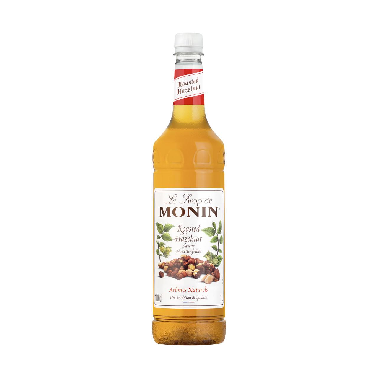 Сироп Monin со вкусом Жареный орех 1 л