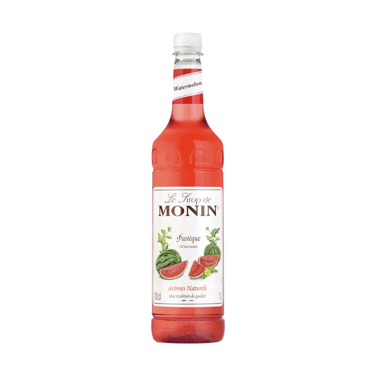 Сироп Monin зі смаком Кавун 1 л