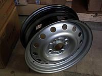 Оригинальный диск Chery Forza. Штампованый колесный диск ЗАЗ Форза. Стальной колесный диск a13-3100020 China, фото 1
