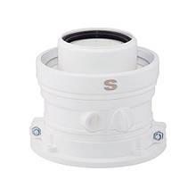 Коаксіальний конденсатозбірник Sime для конденсаційних котлів 60/100 140 мм