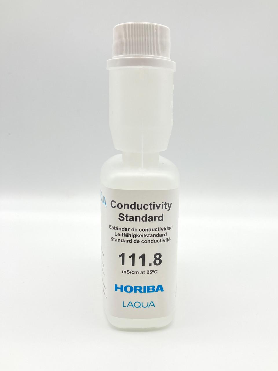 Калібрувальний розчин для кондуктометрів (111,8 mS/cm, 250мл) HORIBA 250-EC-1118