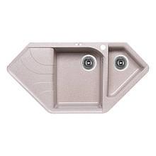 Кухонна мийка Lidz 1000x500/225 MAR-07 (LIDZMAR071000500225)