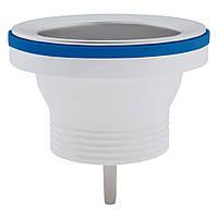 Випуск для миття ANI Plast М100 з нержавіючої сіткою 70 мм