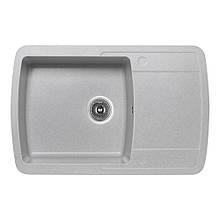 Кухонна мийка Lidz 770x490/200 GRA-09 (LIDZGRA09770490200)