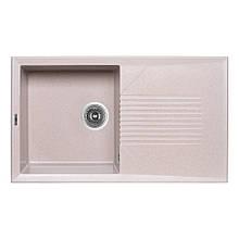 Кухонна мийка Lidz 860х500/240 COL-06 (LIDZWCOL06860500240)