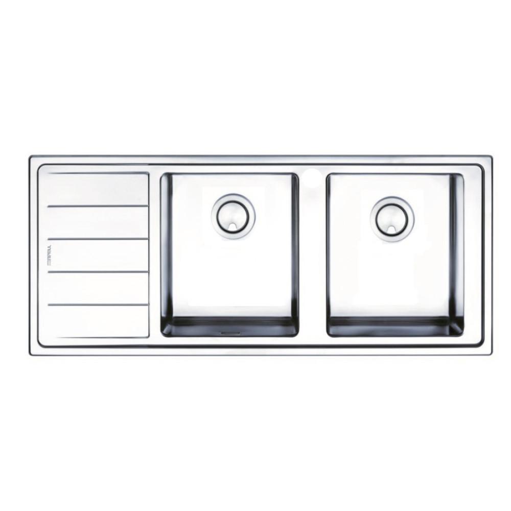 Кухонная мойка Apell Linear Plus LNP1162FLBC Brushed