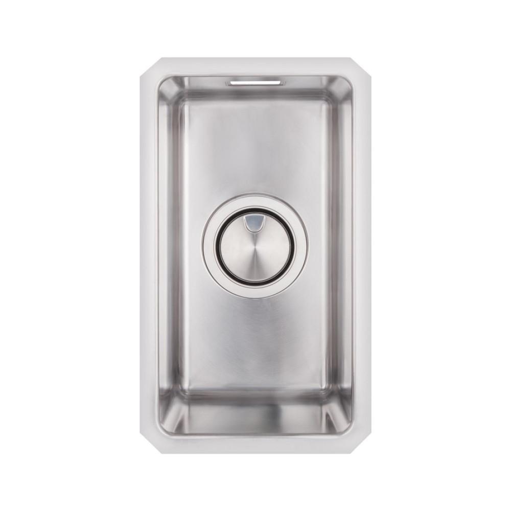 Кухонна мийка Apell Ferrara Plus FEM18UBC Brushed