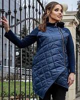 Жіночий модний кардиган в кольорах батал новинка 2021