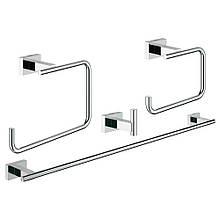 Набір аксесуарів Grohe Essentials Cube 40778001
