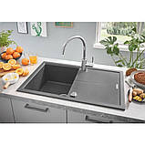 Кухонна мийка Grohe Sink K400 31639AT0, фото 4
