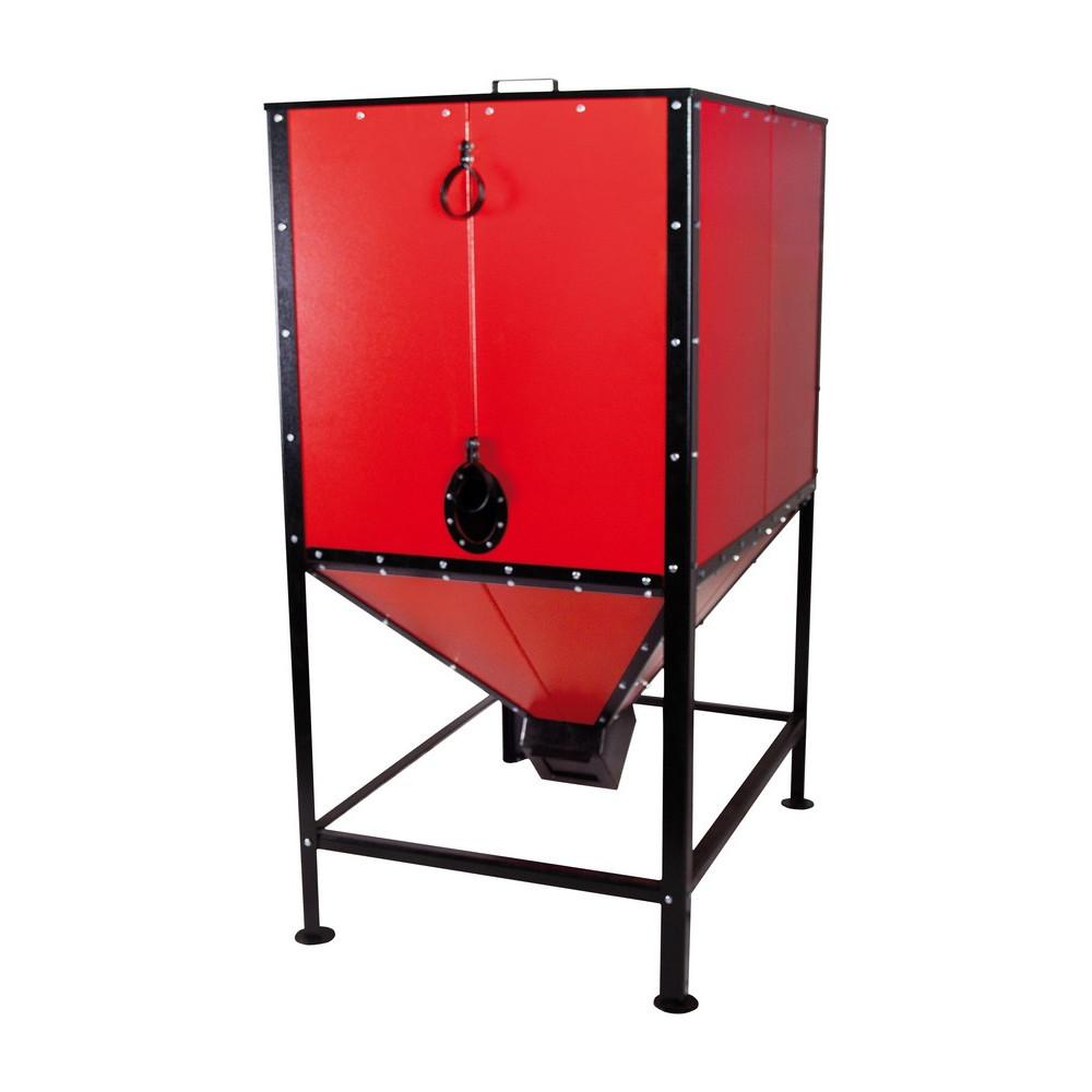 Бункер для твердопаливного котла Thermo Alliance Vulcan SF 1,0 куб. м.