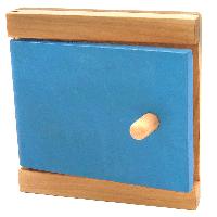 Іграшка до модульного бізіборду - 'Двері'