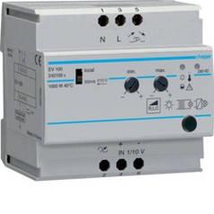 Светорегулятор универсальный, 20-1000 Вт, 5 модулей (Hager)