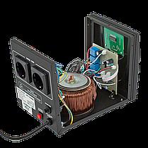 Стабилизатор напряжения LPT-2500RD BLACK (1750W), фото 2