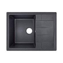 Кухонна мийка Lidz 650x500/200 BLA-03 (LIDZBLA03650500200)