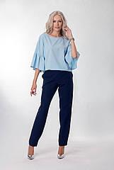 Блузка Tasa 40 Блакитна (04-40 блакитна)