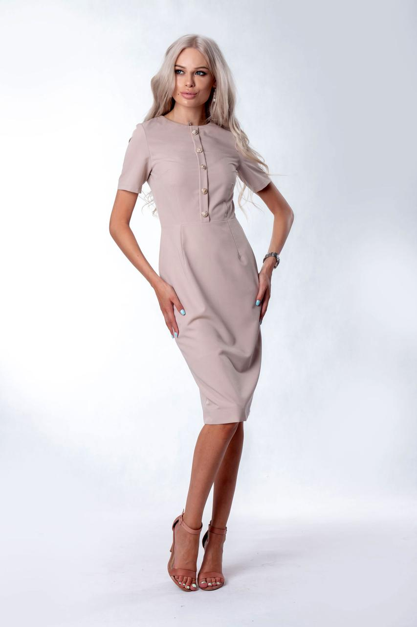 Платье Tasa 48 Бежевое (05-48 бежевое)