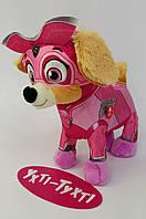 М'яка іграшка, Щенячий патруль, Скай, ходить, рухається, гавкає, пісенька PP2001, фото 1